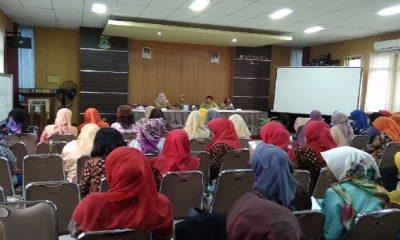 Rakor Pokjanal Posyandu Kota Tangerang