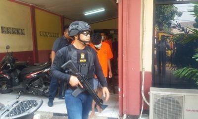 Pelajar Brutal di Kota Tangerang Dicokok Polisi-1