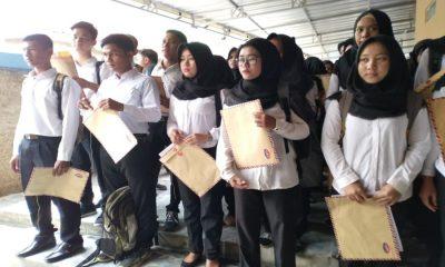 Lulusan SMA di Seleksi Penerimaan Karyawan Minimarket