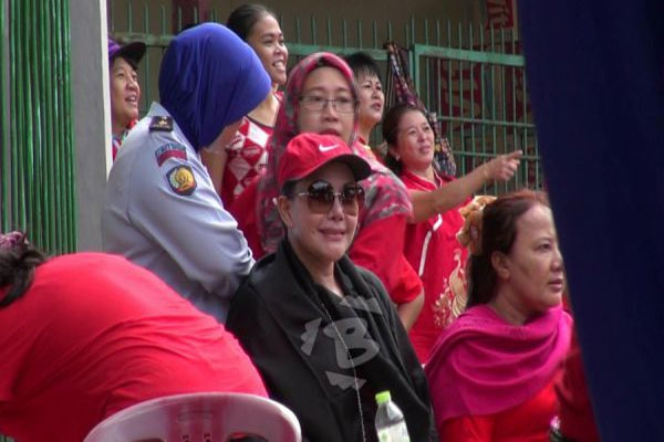 Ratu Atut Chosiyah tetap modis meski tengah dibui di Lapas Tangerang