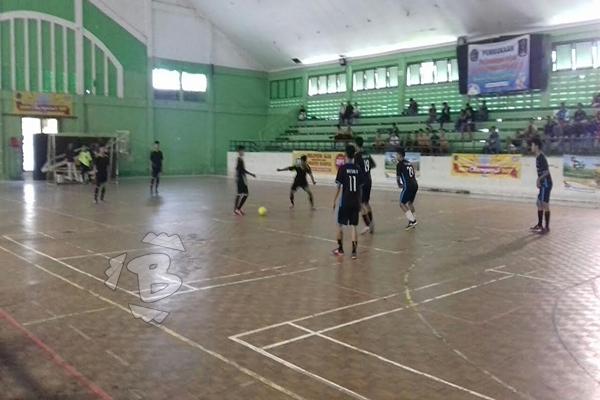 Pertandingn Futsal