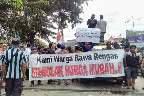 Warga Desa Rawa Rengas terdampak proyek pembebasan runway 3
