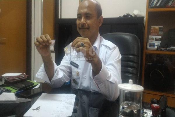 Kepala BNN Kota Tangerang