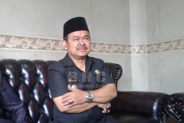 Wali Kota Serang Haerul Jaman