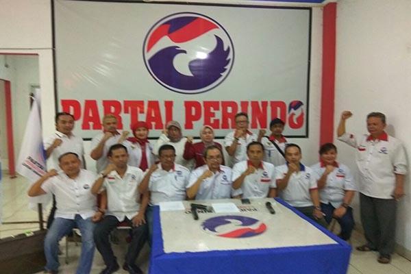 Pengurus DPW Perindo Banten