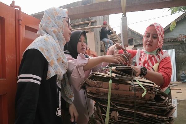 Sedekah Sampah Kota Tangerang