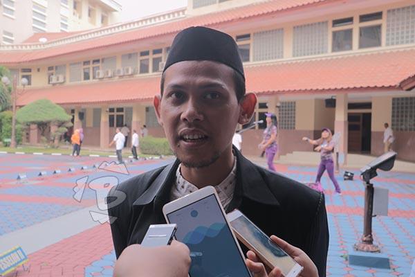 Ketua KPU Kota Tangerang