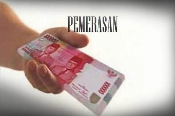 Ilustrasi Pemerasan