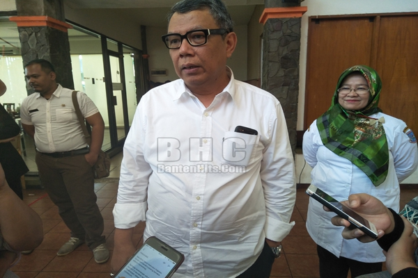 Wakil Wali Kota Tangsel Benyamin Davnie