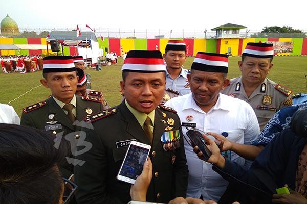 Dandim 0506 Tangerang tegaskan anggotanya tak minta materi ceramah khotbah di STIE Ahmad Dahlan