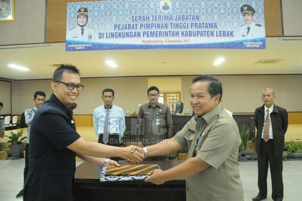 Direktur RSUD dr. Adjidarmo Arief Rahmatullah Mengundurkan Diri, Kepala Bappeda Jadi Pelaksana Tugas