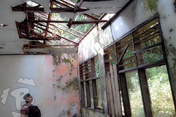 Sekolah Rusak di Kabupaten Lebak