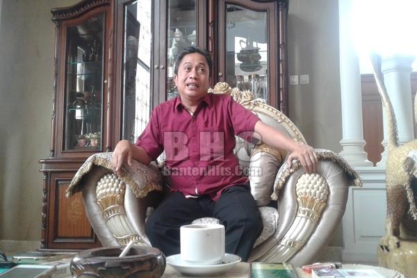 Wakil Wali Kota Serang terpilih Subadri Usuludin