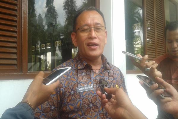 Kepala DPMPD Pandeglang