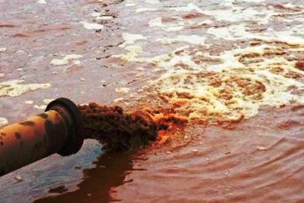 Ngeri! Limbah Berbahaya Diam-diam Dibuang dari Taman Tekno BSD City ke Sungai Cisadane lewat Saluran Rahasia