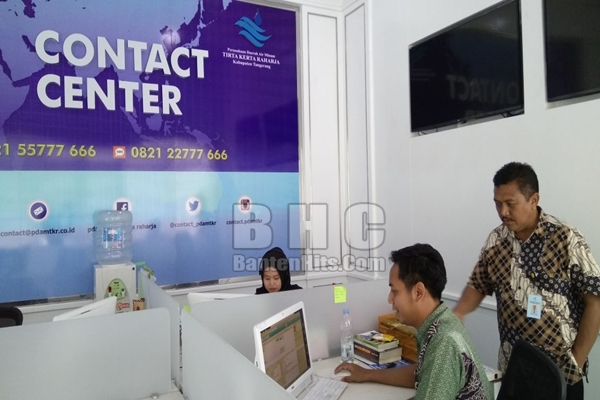 Contact Center PDAM TKR