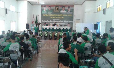 Pelatihan kader di Serang