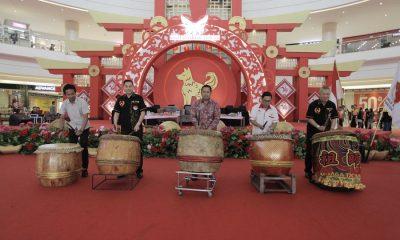 Pemkot Tangerang Jadi Bapak Angkat Liong dan Barongsai