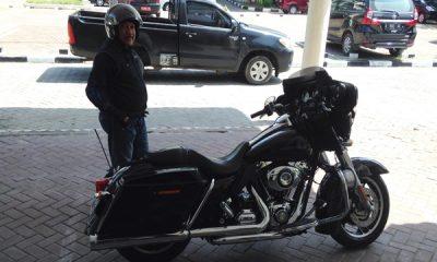 Harley Davidson Edi Ariadi