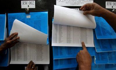 Data Pemilih Sementara