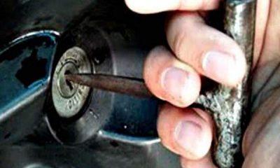 pencuri sepada motor