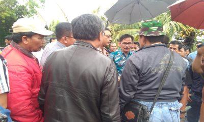 Lahan Sengketa Tanjung Lesung