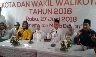PDI Perjuangan Dukung Vera Nurlaila Jaman