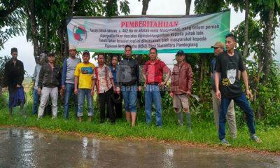 Lahan di KEK Tanjung Lesung