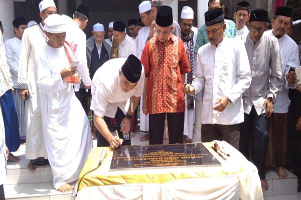 Bupati resmikan Masjid