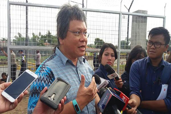 Anggota Ombudsman RI Alvin Lie