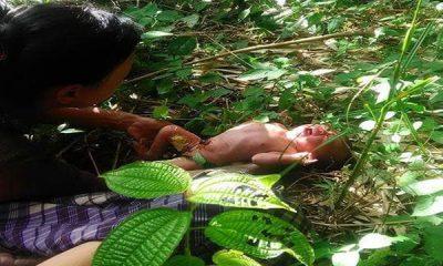 bayi perempuan ditemukan di cimanuk