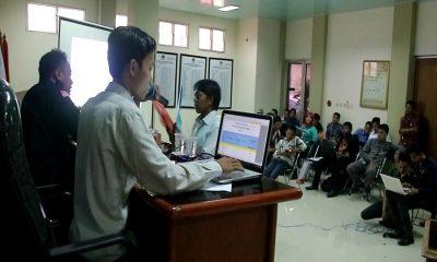 KPU Kabupaten Tangerang Coklit Data Pemilih