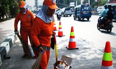 Pemkot Serang soal Petugas Kebersihan