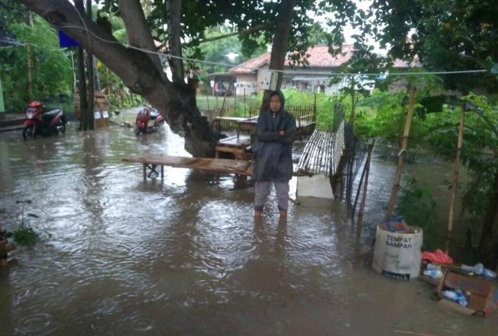 Banjir di Tanjung Burung