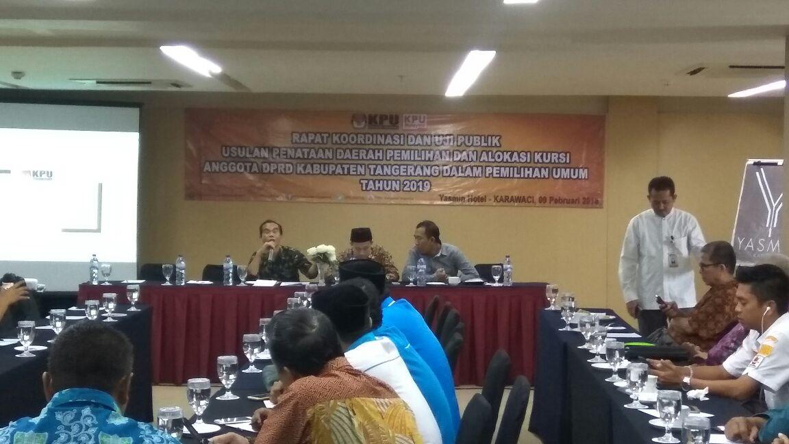 KPU Kabupaten Tangerang
