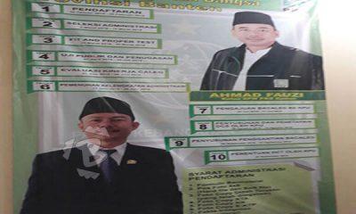 Ketua DPW PKB Banten Ahmad Fauzi