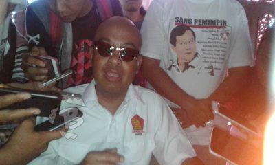 Ketua DPD Gerindra Banten Desmond Junaidi Mahesa