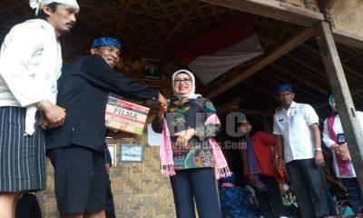 Mufidah Kalla ke Baduy