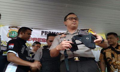 polisi gadungan ditangkap mpolres metro tangerang