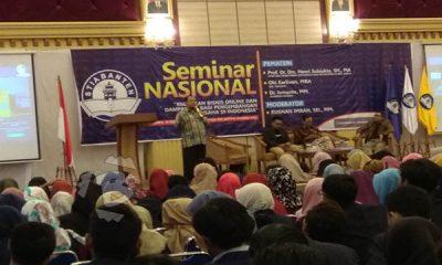 seminar nasional STIA Banten
