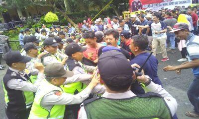 Pengamanan Pilbup Tangerang
