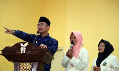 Wagub Banten Lepas Mahasiswa Kukerta