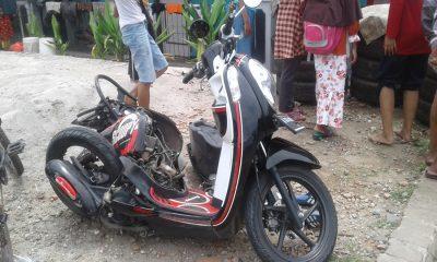 Kecelakaan di Jalan Serang-Cilegon