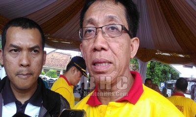 Kadindik Kota Serang Ahmad Zubaidillah