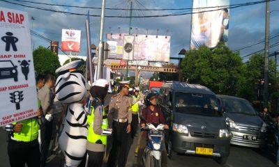 Operasi di Kota Serang