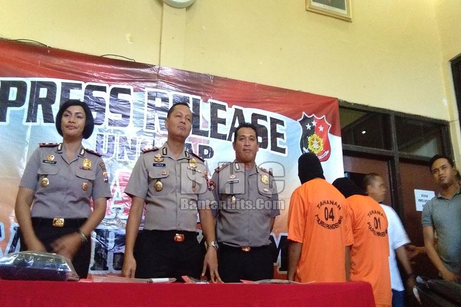 Pembunuh Siti Aminah Ditangkap