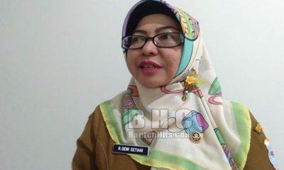 Pendampingan pada Anak Siti Aminah