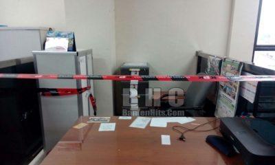 Segel KPK terkait OTT di PN Tangerang