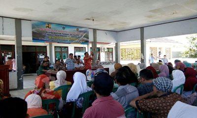 MUSYAWARAH GANTI RUGI TOL SERANG-PANIMBANG