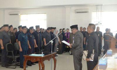 Pakta Integritas Pejabat